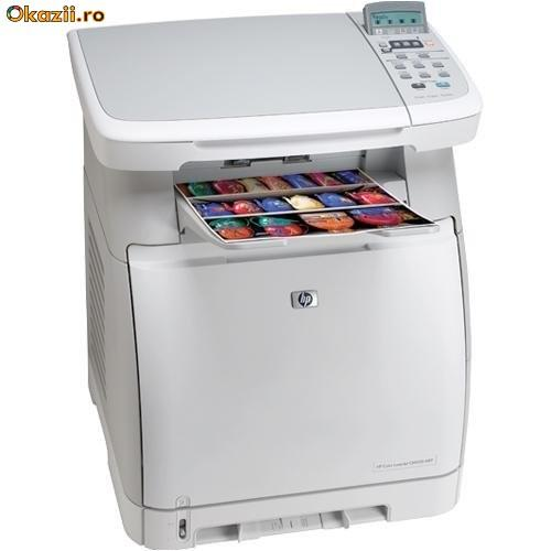 МФУ HP Color LaserJet CM1015 mfp